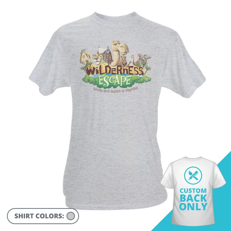 Wilderness Escape Theme T-Shirt