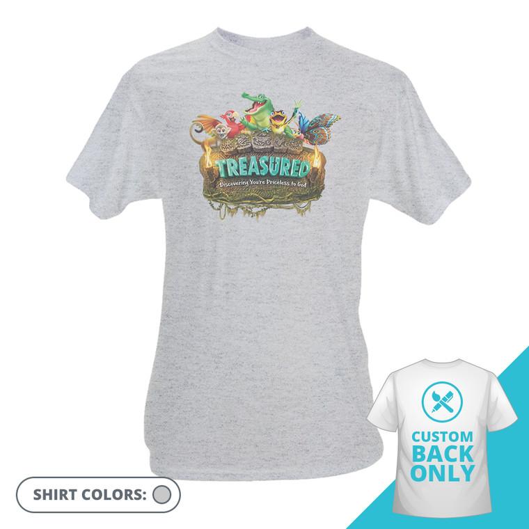Treasured Theme T-Shirt