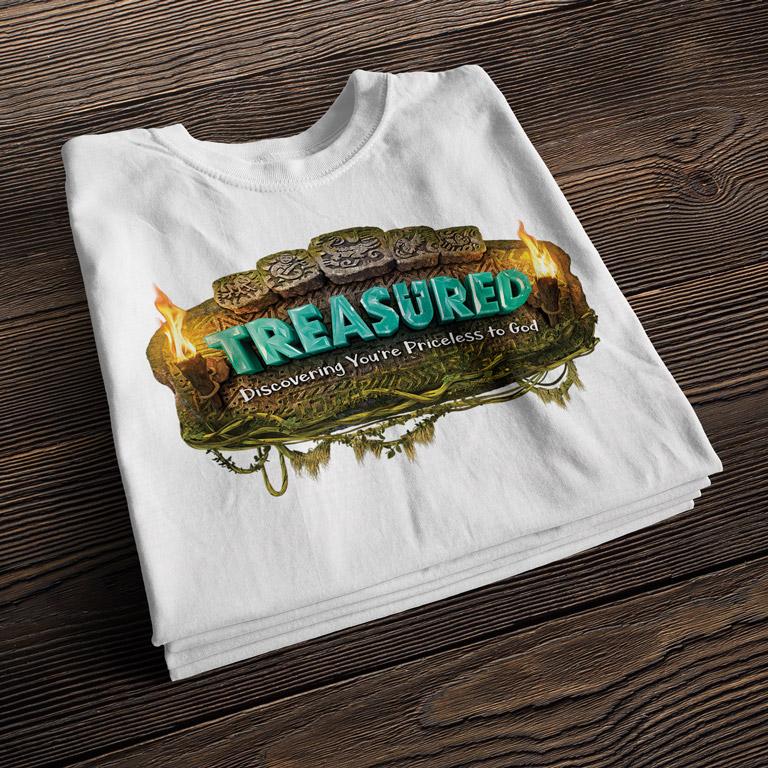 Browse Treasured VBS T-Shirt Designs