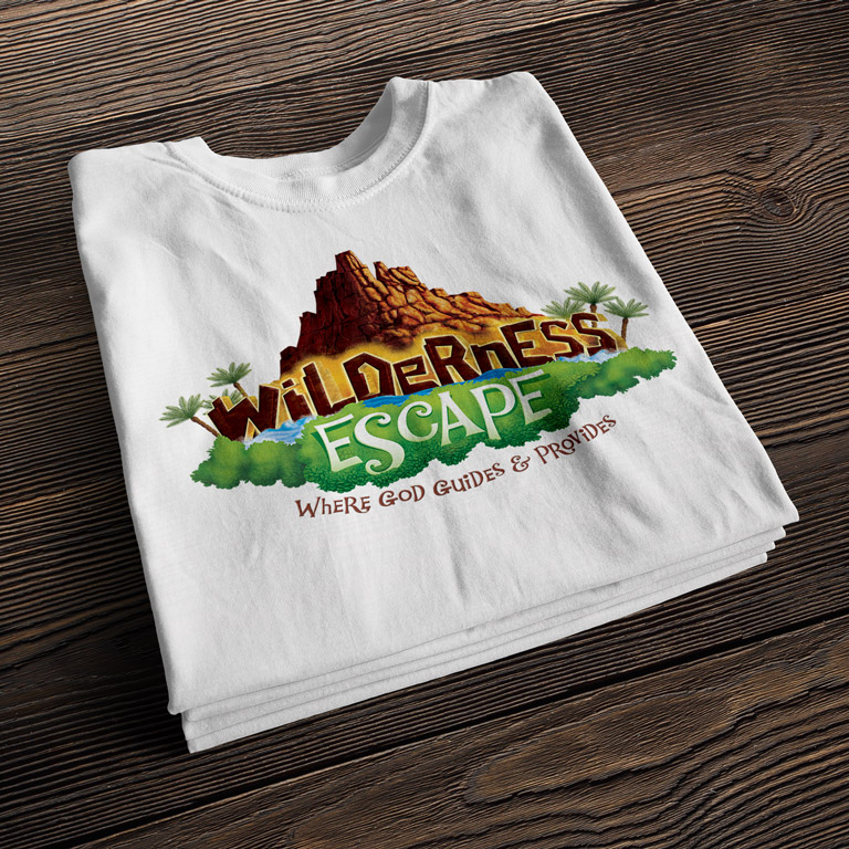 Browse Wilderness Escape VBS T-Shirt Designs