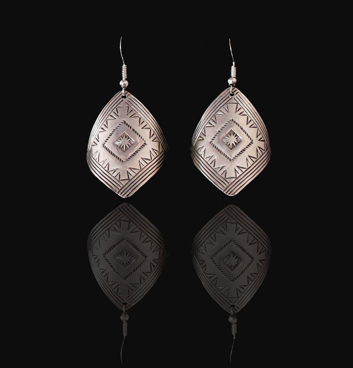 Haba Sterling Silver Earrings