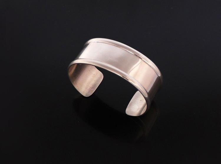 "Aiyana Sterling Silver Cuff Bracelet 1"""