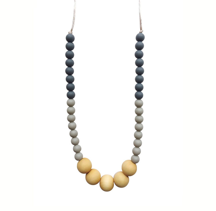Tahoe Silicone Teething Necklace