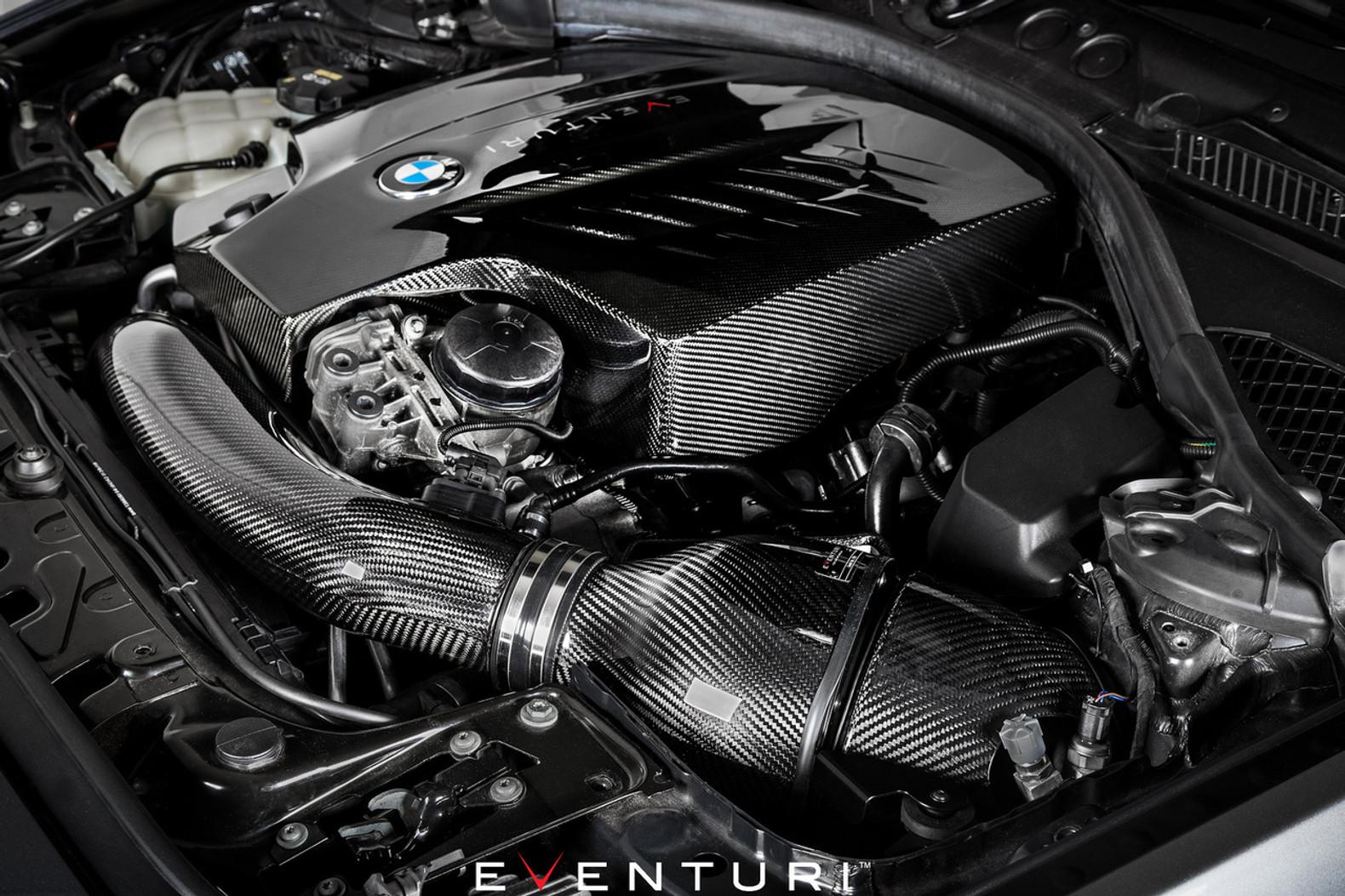 Auto Mamada eventuri black carbon intake v2 - bmw m2 f2x -