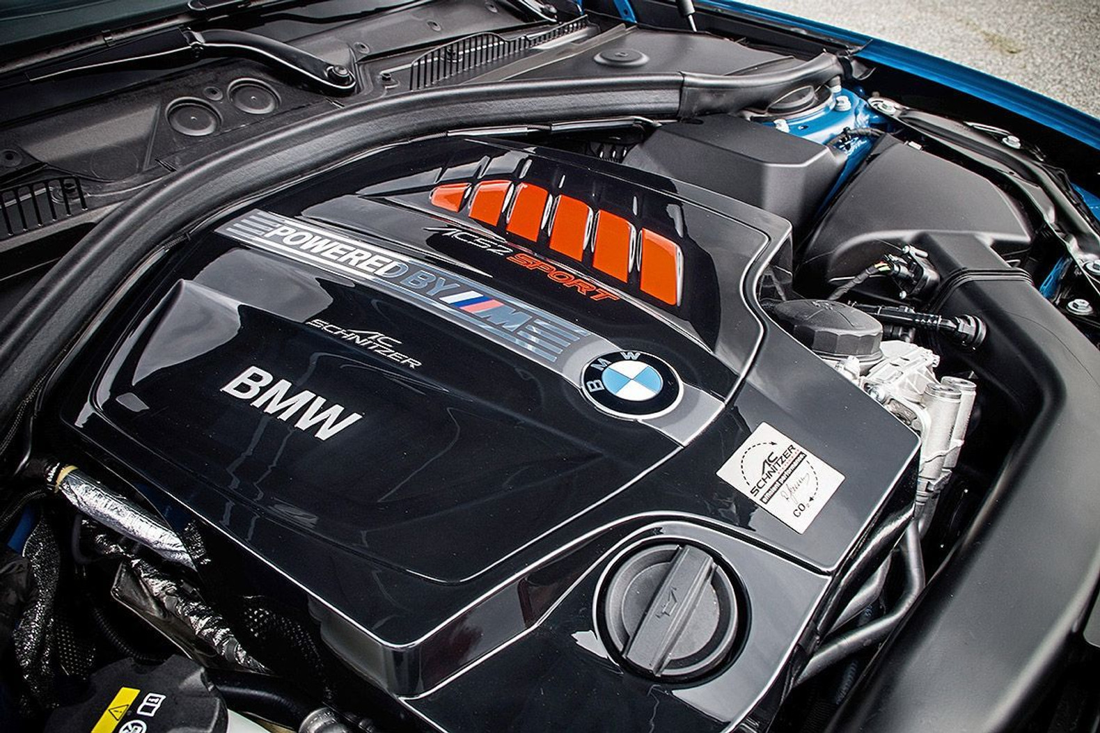 Ac Schnitzer Engine Cover For Bmw X3 F25 6cyl Performance M Bmw Mini Performance Parts Specialists