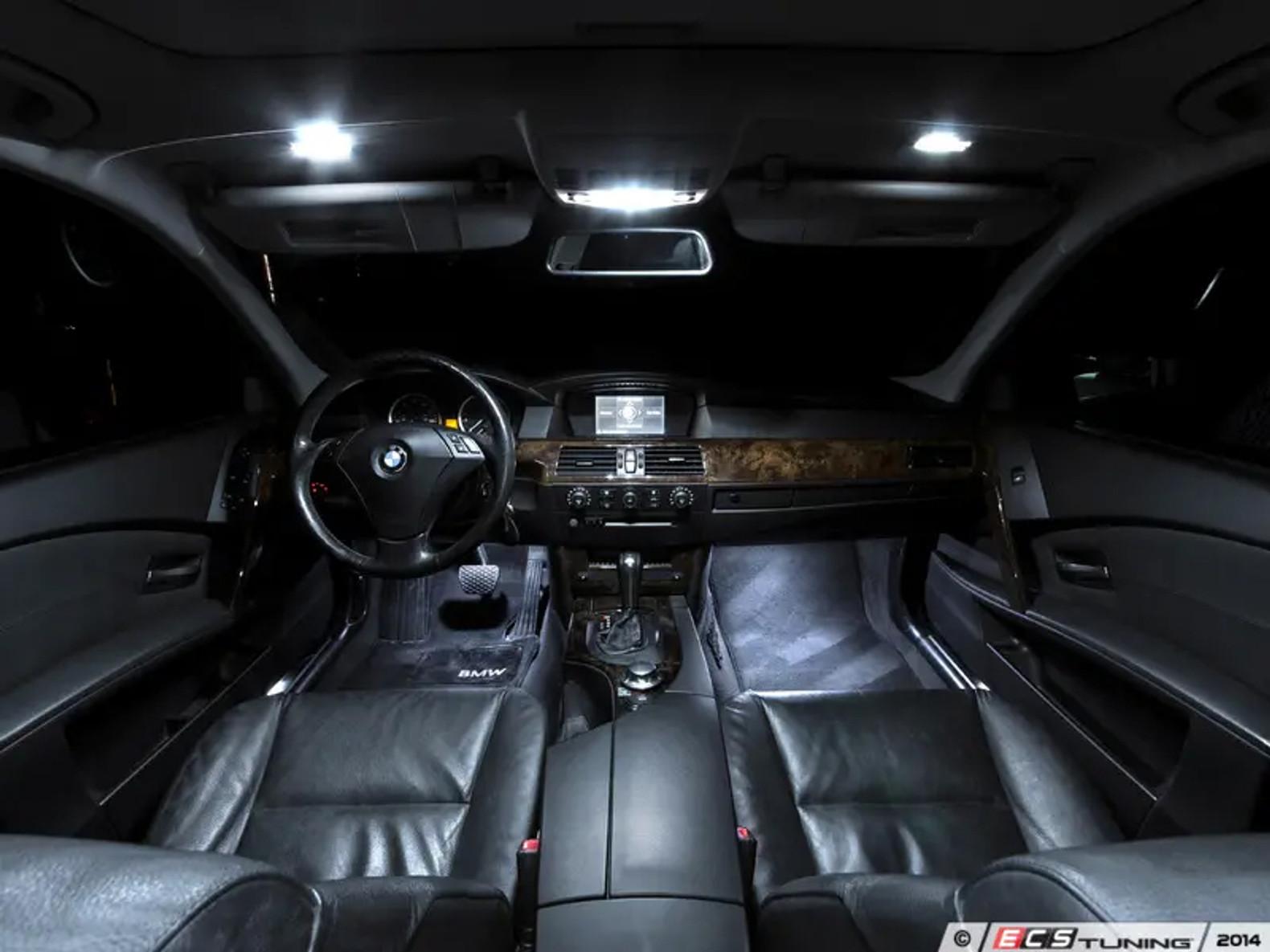 Ziza Master LED Interior Lighting Kit - E60 E61 - Performance M ...