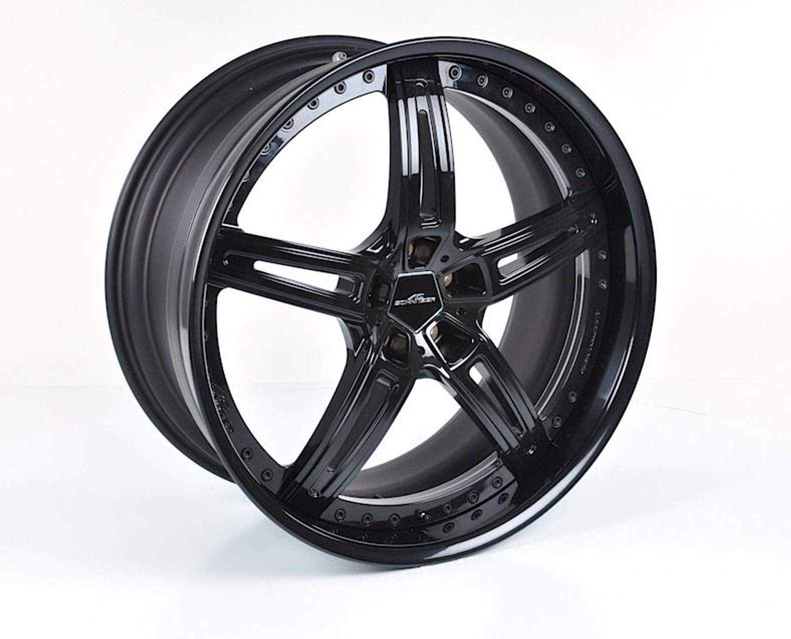 Ac Schnitzer Ac1 Multipiece 22 Black Alloy Wheel Sets For Bmw X5 F15 Performance M Bmw Mini Performance Parts Specialists