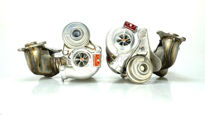 TTE500 N54 Upgrade Turbochargers - N54 135 / 335 i