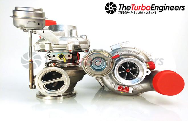 TTE850M+ Upgrade Turbochargers - M5 / M6 / X5 / X6