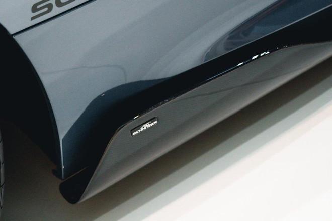 AC Schnitzer Carbon Fibre Side skirt set for BMW 8 series (G14/G15) M Sport