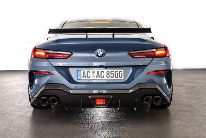 AC Schnitzer Carbon fibre rear diffuser no brake light for BMW 8 series (G14/G15)