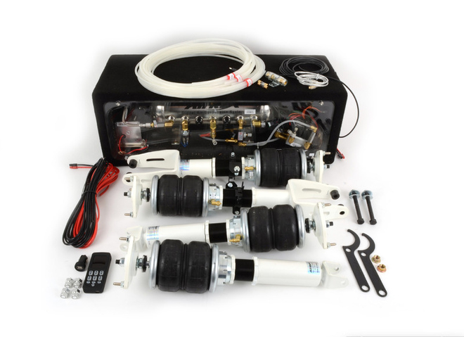 AirRex Air Ride Kit V2 - Z4M E86 04-Aug