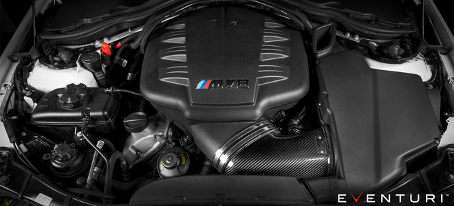 Eventuri Black Carbon Intake - BMW  M3 (E9X)