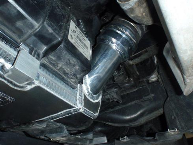 Forge Uprated Intercooler for 335 Single Turbo N55 Engine