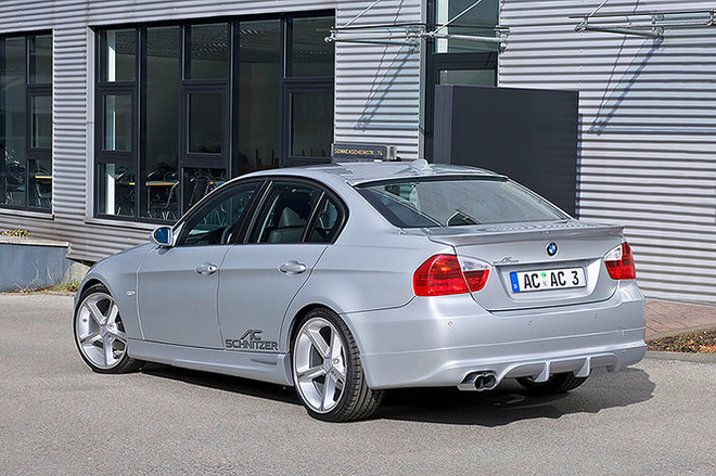 AC Schnitzer Roof spoiler for BMW 3 series saloon (E90)