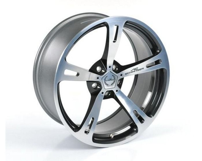 AC Schnitzer Type V Forged alloy wheel set 22