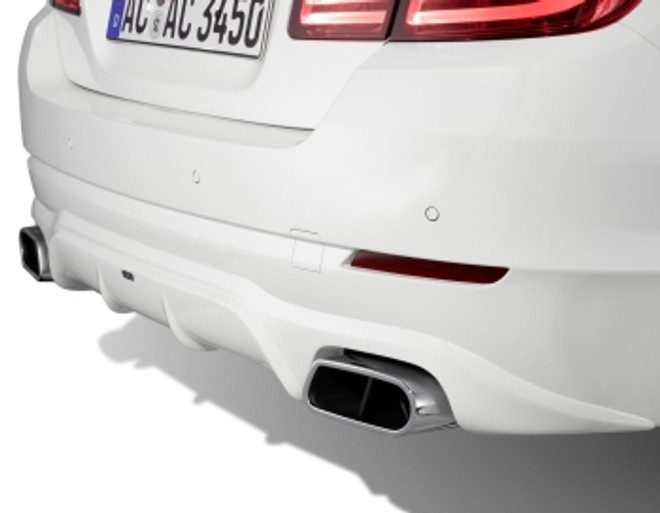 AC Schnitzer Dual sports exhaust for BMW 5 series (F10/F11) Touring 535d