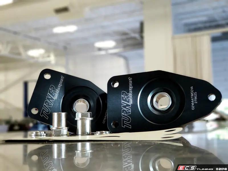 Turner Motorsport Monoball Upper Rear Shock Mounts - F54-F57 MINI