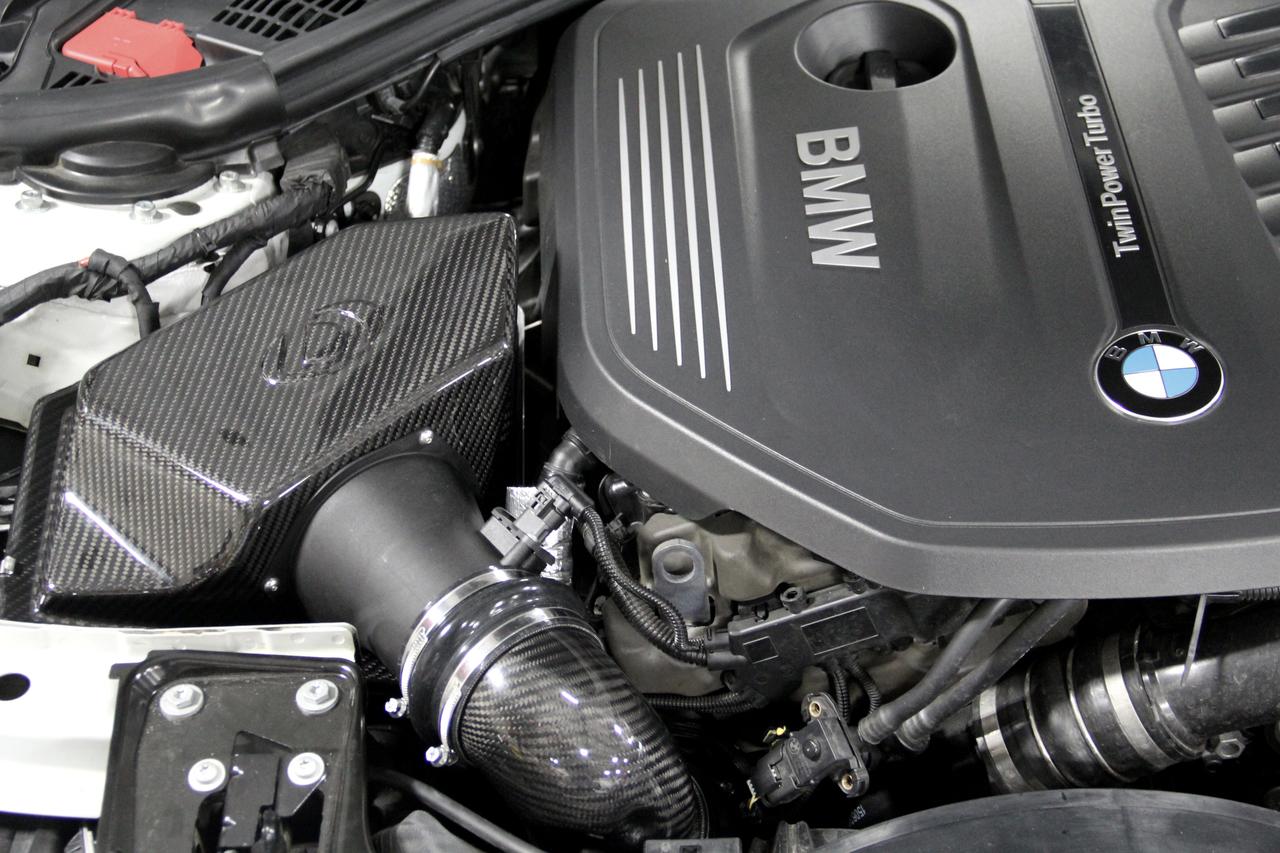 Dinan Carbon Fiber Cold Air Intake F2X M240i F3X 340i F3X 440i