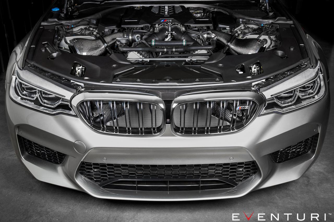 Eventuri Black Carbon Intake - BMW F90 M5