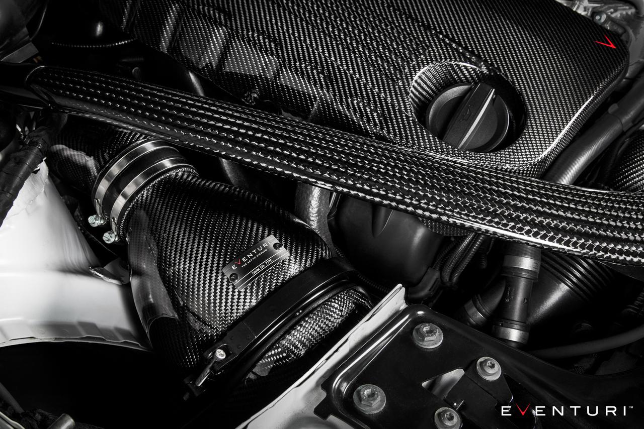 Eventuri Black Carbon Intake - F87 M2 Competition