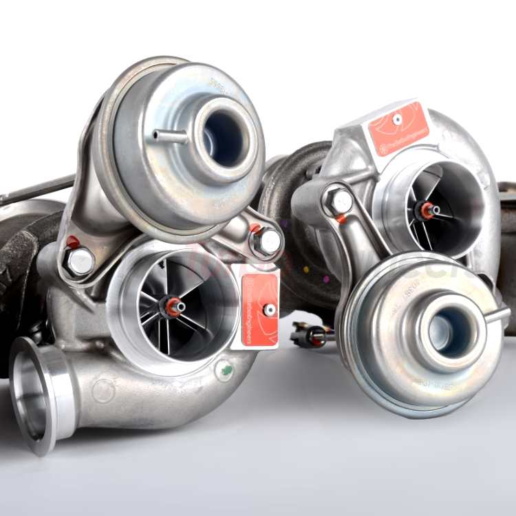 TTE600 N54 Upgrade Turbochargers - N54 135 / 335 i