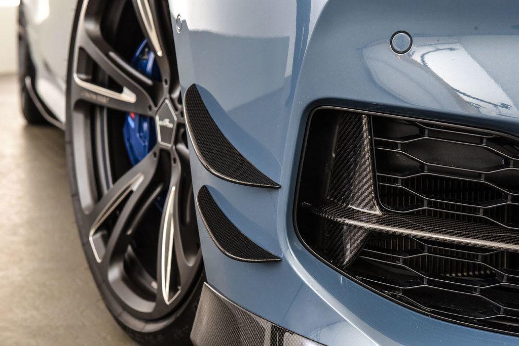 AC Schnitzer Carbon fibre canards for BMW 8 Series (G14/G15)