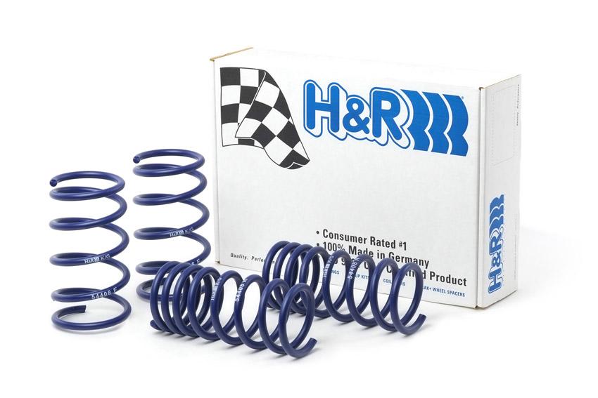 H&R Spring Kit - i3 Elektro Typ BMWi-1, Range Extender 2014>