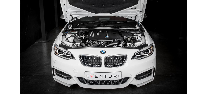 Eventuri Black Carbon Intake - BMW  M140i, M240i, M340i
