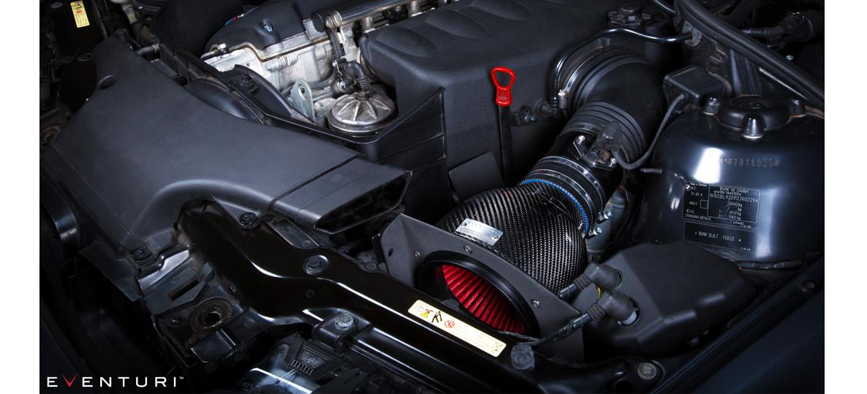 Eventuri Black Carbon Intake - BMW E46 M3 -