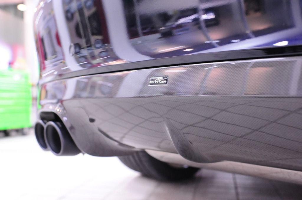 AC Schnitzer Quad sports exhaust for BMW X5M & X6M (F86) Matt Black