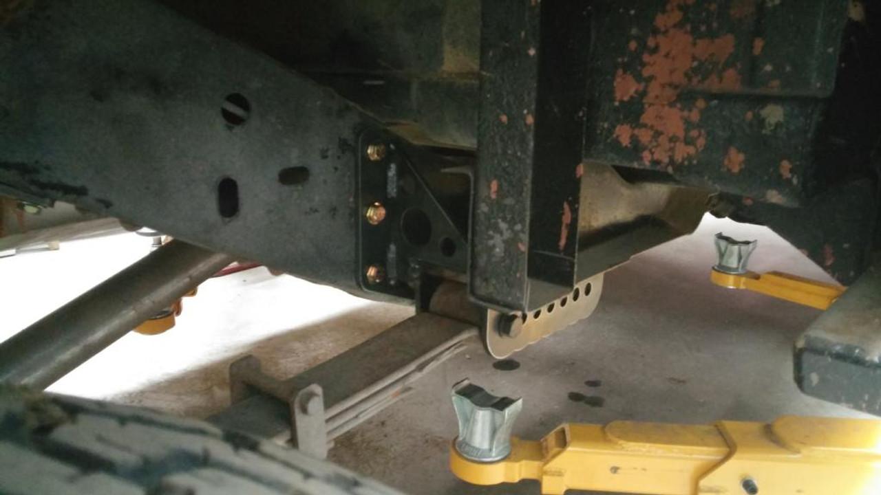 GM K5 Blazer/Jimmy Rear Spring Hangers - 6 side bolts