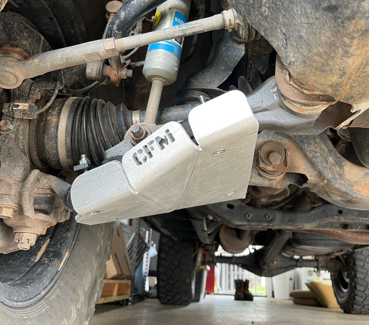 CFMi Toyota Tacoma 2nd Gen LCA Skids