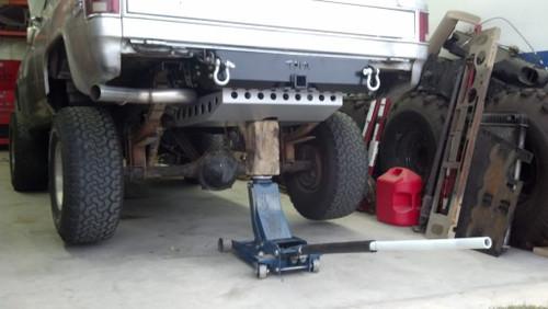 K5 Blazer/Jimmy Gas Tank Skidplate