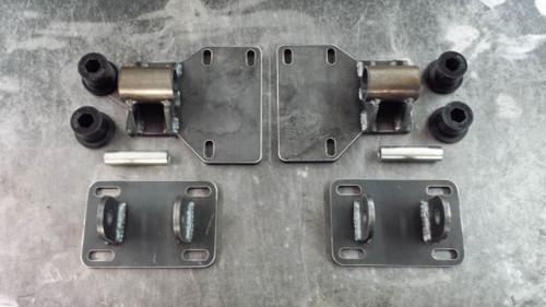 GM Squarebody H.D. LS Swap Motor Mounts