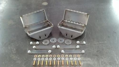 Basic Shackle Flip Kit