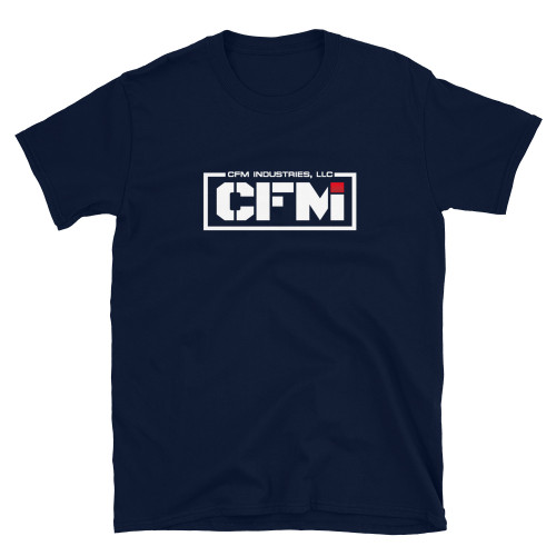 Short-Sleeve Unisex T-Shirt - CFMi