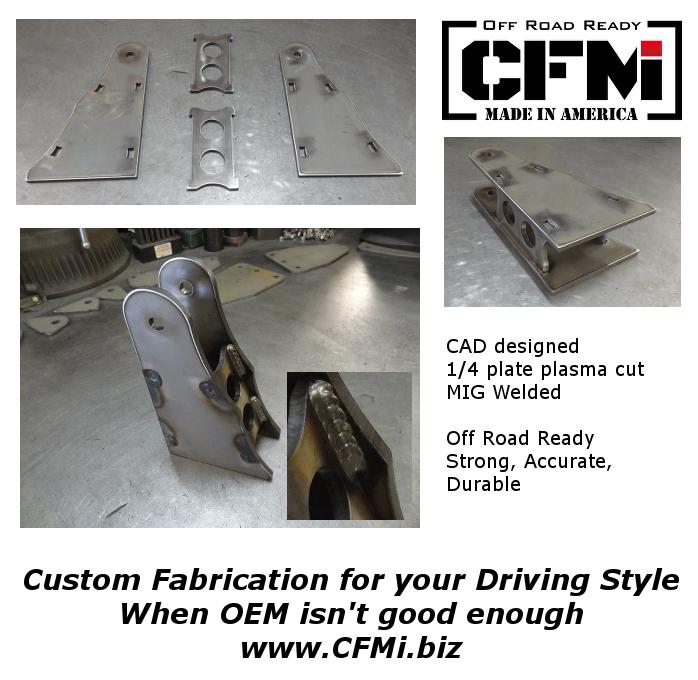Custom 4x4 Fabrication Colorado