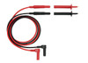Modular Test Lead set  Model 9101R, RT Angle Banana Plug