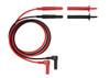 Modular Test Lead set  Model 9101R, RT Angle Banana Plug