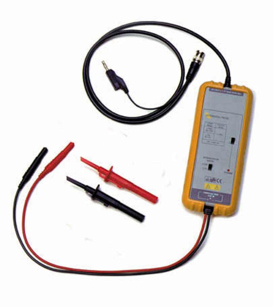 4231 Differential Probe 1:20/200, 25 MHz, 1400V