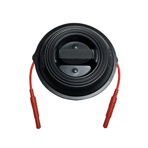 30 FT  Test Lead-  9195 Banana Plugs & Storage  Reel