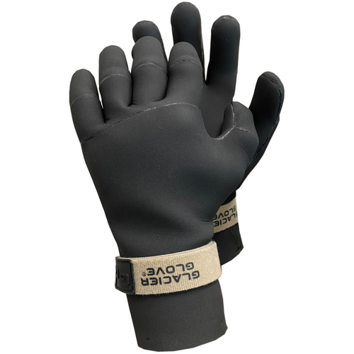802BK PERFECT CURVE GLOVE WITH PRE CURVED FINGERS  100% WATERPROOF