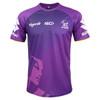 Melbourne Storm 2020 ISC Mens Training Tee Purple