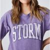 Melbourne Storm 2021 CottonOn Womens Collegiate Tee