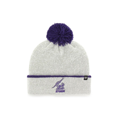 Melbourne Storm 47 Brand Fairbanks Cuff Knit