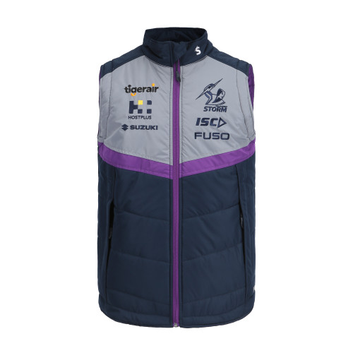 Melbourne Storm 2019 ISC Kids Padded Vest