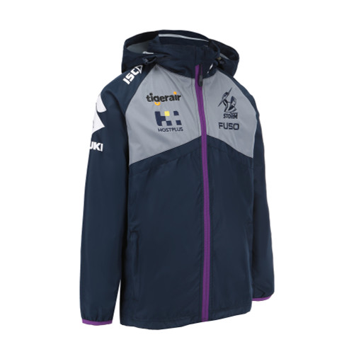Melbourne Storm 2019 ISC Womens Wet Weather Jacket
