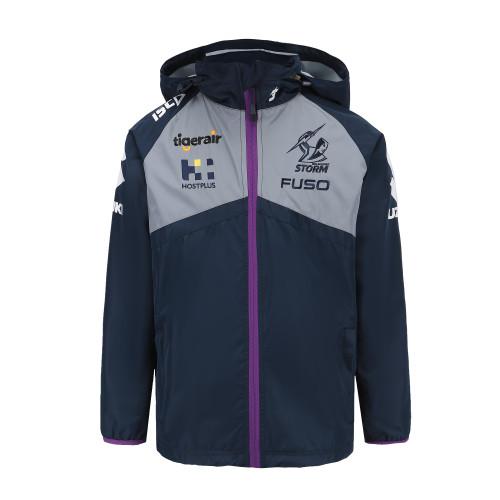 Melbourne Storm 2019 ISC Womens Wet Weather Jacket
