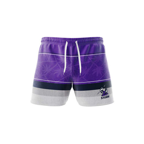 Melbourne Storm Mens Classic Beach Tube Pack